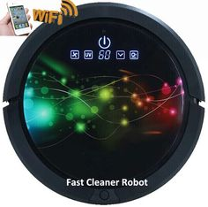 Cheap robot vacuum cleaner, Buy Quality vacuum cleaner directly from China vacuum cleaner for home Suppliers: Smartphone WIFI APP Control Wet&Dry Robot Vacuum Cleaner For Home With Water Tank/Sweeping,Vacuum,Sterilize,Wet And Dry Mop Vacuum Cleaner For Home, Wet Dry Vacuum Cleaner, Life Hacks Shopping, Appliance Sale, Cleaning Appliances, App Control, Smartphone, Window Cleaner, Minis