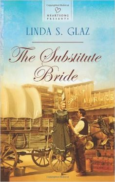Linda S. Glaz - The Substitute Bride / https://www.goodreads.com/book/show/18404804-the-substitute-bride?from_search=true&search_version=service