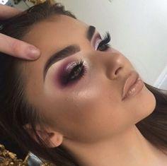 I love her eyeshadow! Flawless Makeup, Gorgeous Makeup, Pretty Makeup, Love Makeup, Makeup Inspo, Makeup Inspiration, Makeup Blog, Beauty Make-up, Beauty Hacks