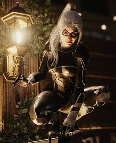 PlayStation 4 Console - - Ideas of - Felicia (Black Cat) Ideas of Felicia (Black Cat) Marvel Girls, Hq Marvel, Marvel Comics Art, Comics Girls, Marvel Heroes, Black Cat Marvel, Spiderman Black Cat, Black Comics, Power Girl