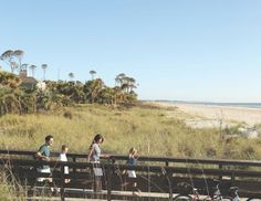 Dining Out, Family Style | Hilton Head Island Best Family Vacation Destinations, Palmetto Dunes, Dolphin Tours, Tropical, Videos Tumblr, Hilton Head Island, Winter Activities, Beautiful Beaches, Dolores Park