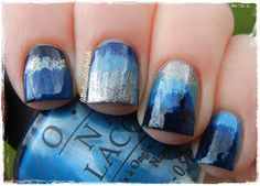 OPI San Francisco Collection - The Blues