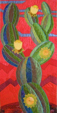 Rose Hughes, Ravenspeak Quilts, Desert Queen