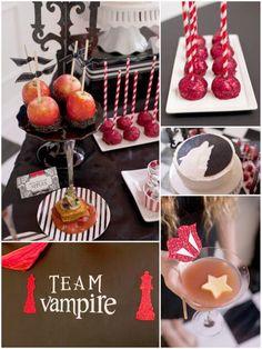 Decoración de fiesta de Halloween en All Lovely Party