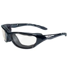 Wiley X Sunglasses: Light-Adjusting UV Lens Safety Sunglasses 696