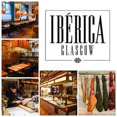 Gerry's Kitchen: An Introduction to Ibérica Glasgow, St. Glasgow, Edinburgh, Hotel Reviews, Tapas, Places To Visit, September, Restaurant, London, Kitchen