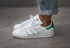 The ever-growing collection from adidas Originals sees the Stan Smith getting a slightly quirky update with the new