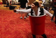Han Solo Cup cosplay