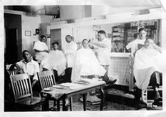 vintage african-american barbershop - How to Pick a Barber