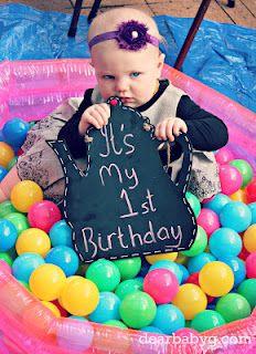 #First Birthday