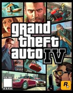 GTA IV, my first PS3 game.