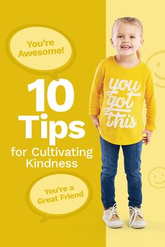 Now more than ever, we need to be kind to each other. Today, as we celebrate Say Something Nice Day, it's important that early learners are taught how to be kind. Here are 10 tips for cultivating kindness in your early childhood classroom. Self Concept, Say Something Nice, Emotional Development, Social Emotional Learning, Preschool Classroom, Great Friends, Healthy Relationships, Early Childhood, Curriculum