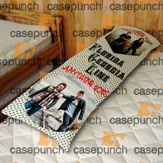 An3-florida Georgia Line Anything Goes Tour 2015 Body Pillow Case