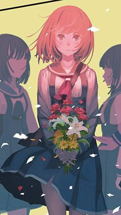 化物語 XFVGA(480×854)壁紙 『撫物語』千石撫子 Anime Art Girl, Manga Art, Monogatari Series, Tumblr Wallpaper, Manga Games, Animes Wallpapers, Drawing Reference, Cute Art, Art Inspo