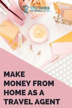 Work-From-Home Travel Agent: 30 Work-at-Home Travel Jobs to Consider you will know all the information about How to Become a Travel Agent and we'll answer some questions many people ask for about travel agents. Travel Agent Jobs, Become A Travel Agent, Travel Jobs, Travel Money, Solo Travel, Virtual Travel, Travel Plan, Travel Agency, Make Money Traveling
