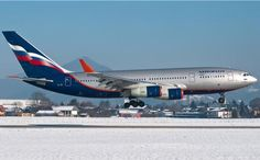 Aeroflot Ilyushin Il-96 - via PJ de Jong