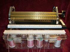 Tutorial - Thread Box for Pleater.  BRILLIANT