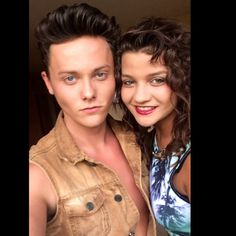 Tyger Drew-Honey and Libby :)