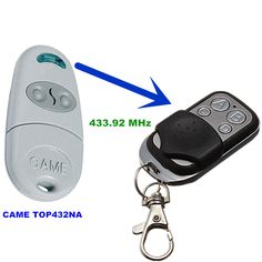 Find More Remote Controls Information about Copy CAME TOP 432NA Duplicator 433.92 mhz remote control Universal Garage Door Gate Fob Remote Cloning 433 mhz Transmitter,High Quality Remote Controls from Rodot Qiachip Wireless Electronic Store on Aliexpress.com