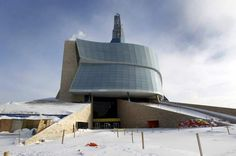 The Canadian Museum for Human Rights in Winnipeg to provide 'unparallelled' access for persons with disabilities