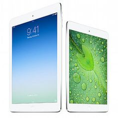 Two new iPads join the Apple family this month. Learn about iPad Air vs. iPad Mini Retina