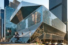 Revisiting Rem Koolhaas's Central Library and Peter Bohlin's City Hall in Seattle, by Witold Rybczynski