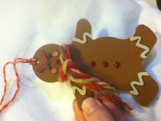angry leather gingerbreadman