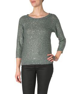 Shiny sweater from Vero Moda