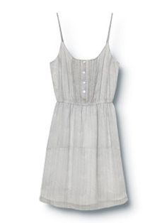 QSW Hand Drawn Herringbone Dress - Quiksilver Women's