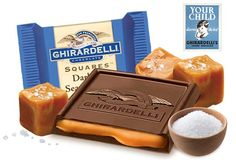 Ghirardelli Chocolate by the United States division of Swiss confectioner Lindt & Sprüngli.