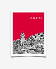 Stanford University Poster