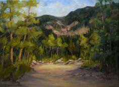 "Wilder Artist: ""Light on the Trail"""