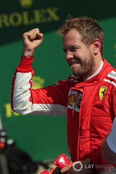 Sebastian Vettel wins the Grand Prix of Silverstone.