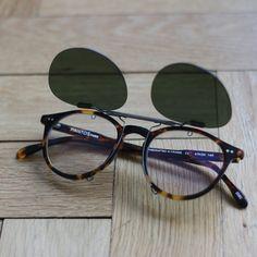 Lunettes Pantos dark tortoise avec son clip solaire ! que vous pouvez venir essayer dans notre boutique.  #optiqueisambert #pantosparis #madeinfrance #clipsolaire Clip, Paris, Boutique, Glasses, Solar, Eyewear, Montmartre Paris, Eyeglasses, Paris France