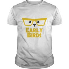 EARLY BIRDS GLASSES