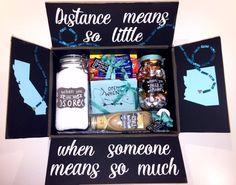 Long Distance Relationship Box