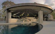 John Lautner House for interior designer Arthur Elrod,1968