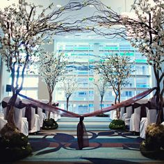 Vancouver Wedding Venue - The Coast Coal Harbour Hotel - Waterfront, Modern