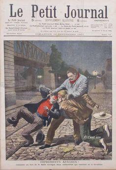 Le Petit Journal, 22 septembre 1907.