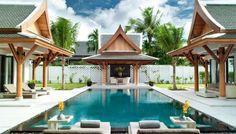4 bedroom villa in Bang Tao from 970 USD per night to 1,990 USD per night