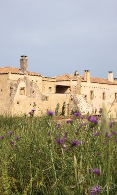 Travel Greece. Kinsterna Hotel. Monemvasia, The Peloponnese. Greece