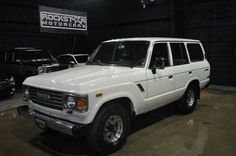 1987 Toyota Land Cruiser FJ60-FRESHLY serviced&Ultra Rare,Super Clean! - Everything FJ60