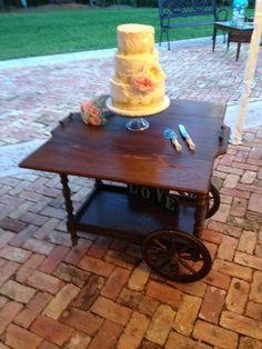 Wedding Ideas, Table, Furniture, Vintage, Home Decor, Decoration Home, Room Decor, Tables, Home Furnishings