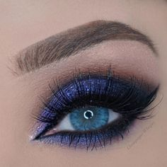 Beautiful look@champagnewhisper lashes are ✨Beverly Hills✨ ・・・ Purple rain ☔️☔️ All @Anastasiabeverlyhills -  Soft brown pomade and brow powder duo Eye shadows in Fresh, dusty rose, red brick, noir, on the lid is iridescent purple and electro over primer pencil Plus, @Sigmabeauty gel liner in wicked http://www.iikonn.com/ minklashes in Beverly Hills The small sprinkle of Glitter is by @_glittereyes_ and is called purple glimmer  @desioeyes @desiolens icy blue lenses