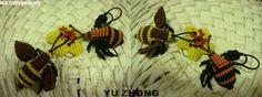 動物-小蜜蜂-编法图解-立体绳结教程与交流区-中国结论坛 -  手机版