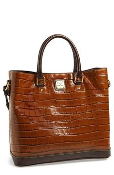 Dooney & Bourke 'Chelsea' Croc Embossed Leather Tote available at #Nordstrom