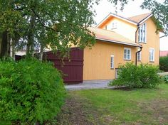 Combining Old and New in Rauma
