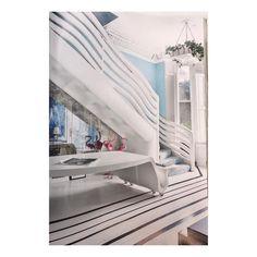 "145 Me gusta, 5 comentarios - Montse Garriga Grau (@capdemar) en Instagram: ""#September issue AD Spain @ad_spain #Londonhouse #interiordesigner Danielle Moudaber @aka__shlix…"""