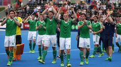 Ireland National Field Hockey team who is represented the ireland country in Men's International Field Hockey events. This is the first occasion when this Irish hockey team are qualified for the 2016 Olympic games as they miss out in 2008 olympics as they loss against argentina and new zealand in a qualifying stage which was
