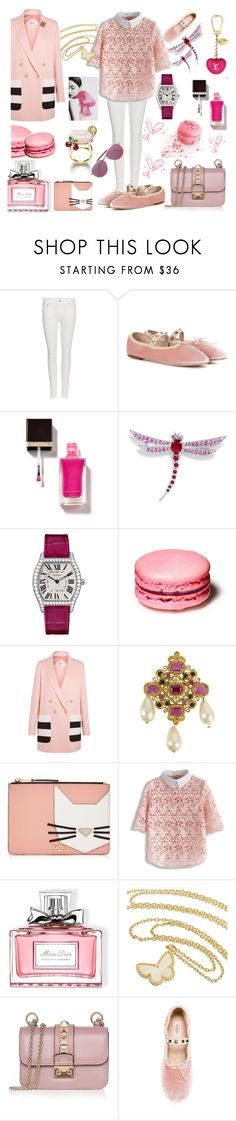 """""""80'S inspired"""" by ellenfischerbeauty ❤ liked on Polyvore featuring Polo Ralph Lauren, Valentino, Van Cleef & Arpels, Effy Jewelry, Piaget, Cartier, MaxMara, Chanel, Karl Lagerfeld and Chicwish"""